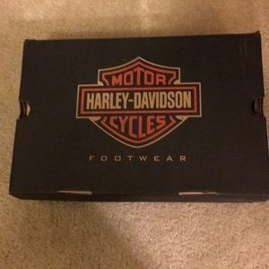 Brand new, in box Harley Davidson motorcycle boots